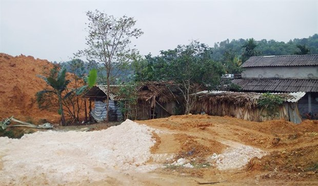 Illegal mineral exploitation rampant in Phu Tho province hinh anh 1