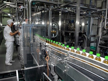 Manufacturing and processing sector sees impressive growth in H1 hinh anh 1