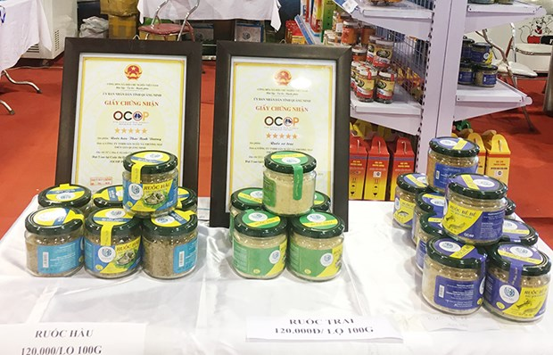 Quang Ninh develops OCOP products with focus on quality hinh anh 1