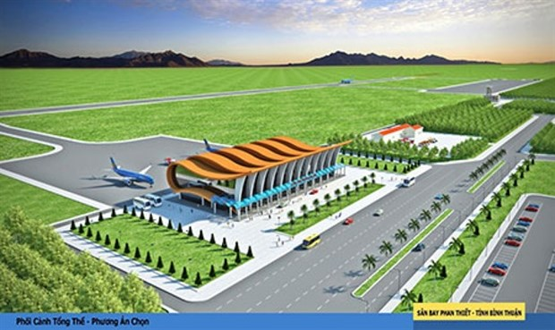 Gov't urges speedy approval of new plan for Phan Thiet airport hinh anh 1