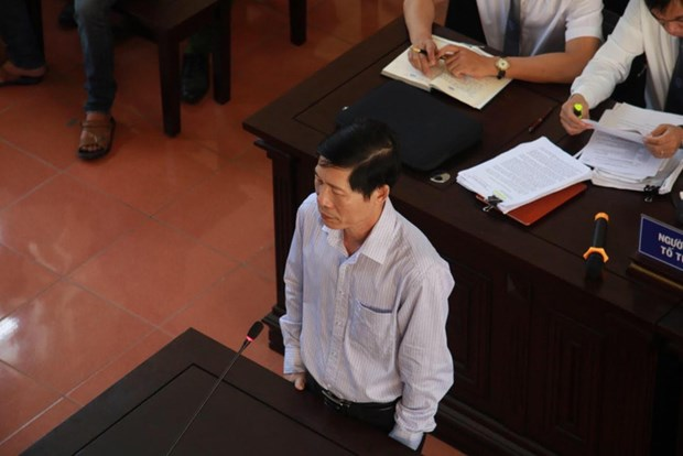 Two more prosecuted for involvement in incident at Hoa Binh hospital hinh anh 1