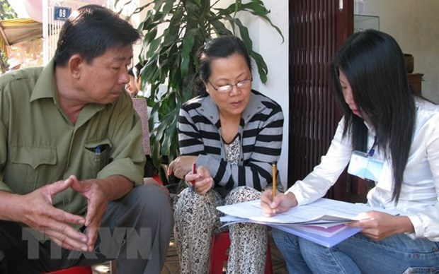 National population & housing census to begin on April 1, 2019 hinh anh 1