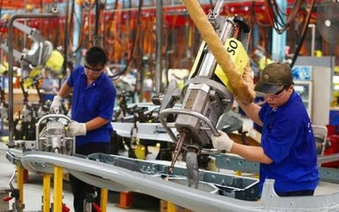 Industrial production up 10.5 percent in six months hinh anh 1