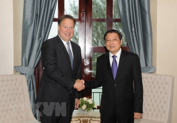 Vietnam wants to boost multi-faceted cooperation with Panama: Party official hinh anh 1