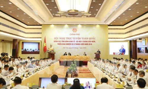 Measures sought for 6.7-percent economic expansion hinh anh 1