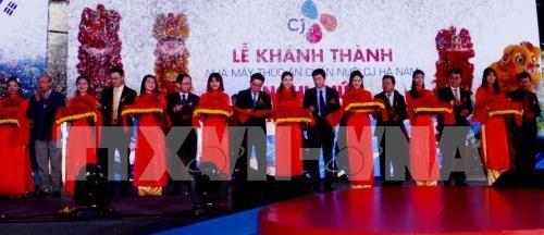 Korean delegation surveys investment climate in Ha Nam hinh anh 1