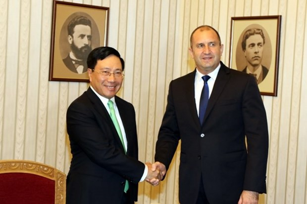 Deputy PM: Vietnam wants to strengthen ties with Bulgaria hinh anh 1