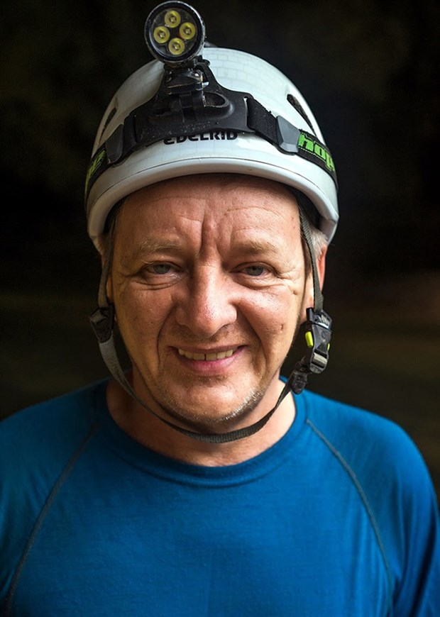 British caver living in Vietnam to help with Thai rescue efforts hinh anh 1