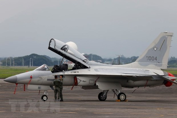 Philippine Air Force to build more bases, expand operations hinh anh 1