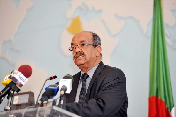 Algeria's Foreign Minister to visit Vietnam to promote ties hinh anh 1