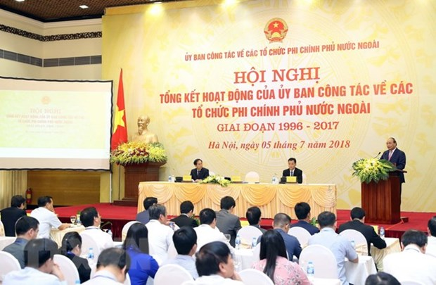 More mechanisms needed to facilitate activities of foreign NGOs: PM hinh anh 1