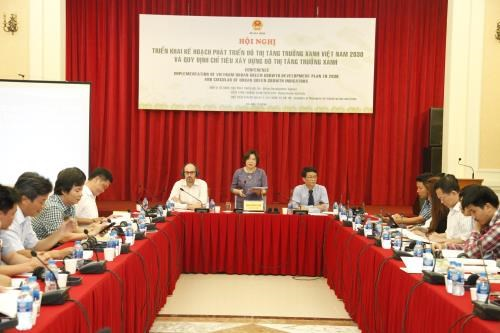 Vietnam works to promote green growth urban development hinh anh 1