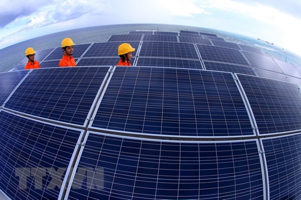5 trillion VND solar power plant to be built in Ninh Thuan hinh anh 1