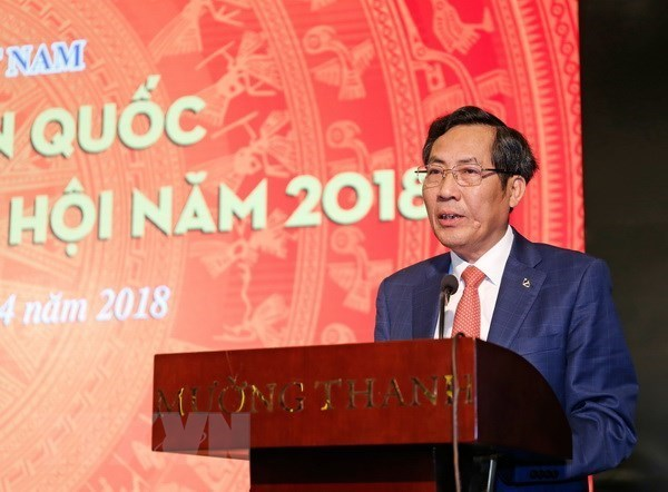 Vietnamese press expands international cooperation hinh anh 1
