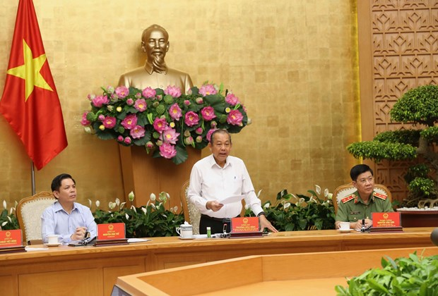 Traffic accidents decline but remain complex hinh anh 1