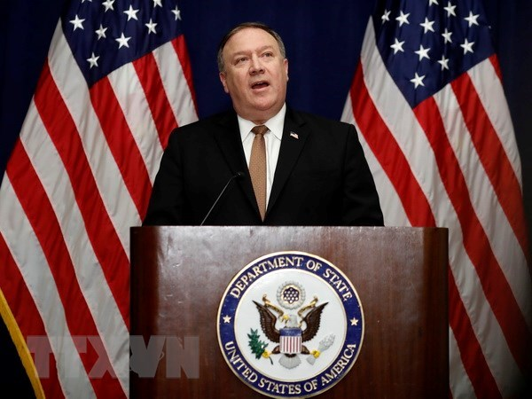 US Secretary of State to make first visit to Vietnam hinh anh 1