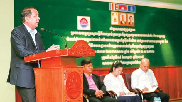 Cambodian Government to tackle fake news frenzy hinh anh 1