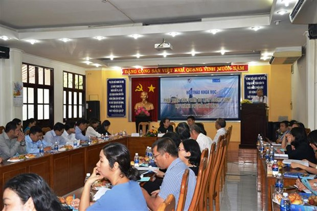 HCM City to enhance quality of waterway tourism hinh anh 1