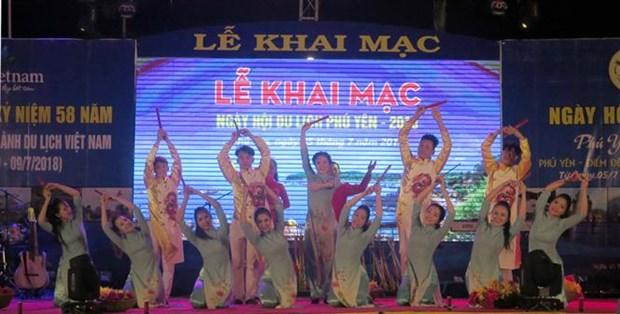 Phu Yen Tourism Day opens hinh anh 1