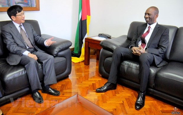 Mozambique asks for Vietnam's continued help in agriculture hinh anh 1