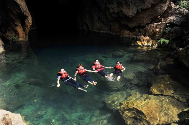 """Phong Nha – Ke Bang, magnificent """"Kingdom of Caves"""" hinh anh 2"""
