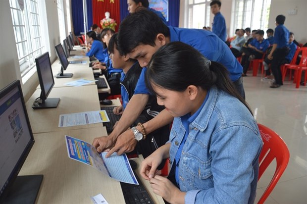 Finance sector tops e-Government development in 2017 hinh anh 1