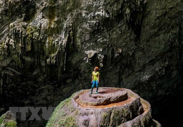"""Phong Nha – Ke Bang, magnificent """"Kingdom of Caves"""" hinh anh 1"""