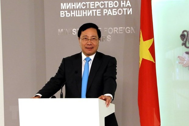 Deputy PM lauds Vietnamese expats' contributions to homeland hinh anh 1