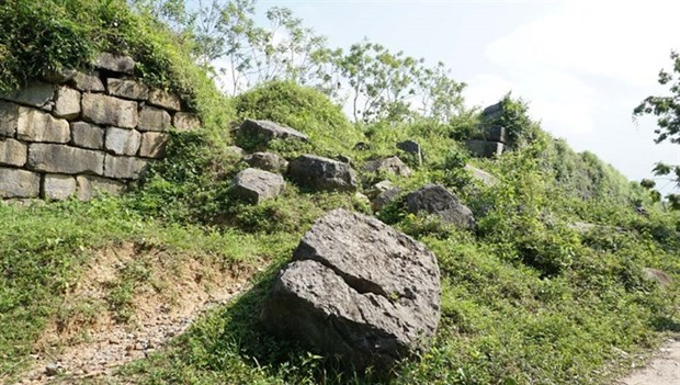 Ancient citadel in Thanh Hoa province faces erosion hinh anh 1