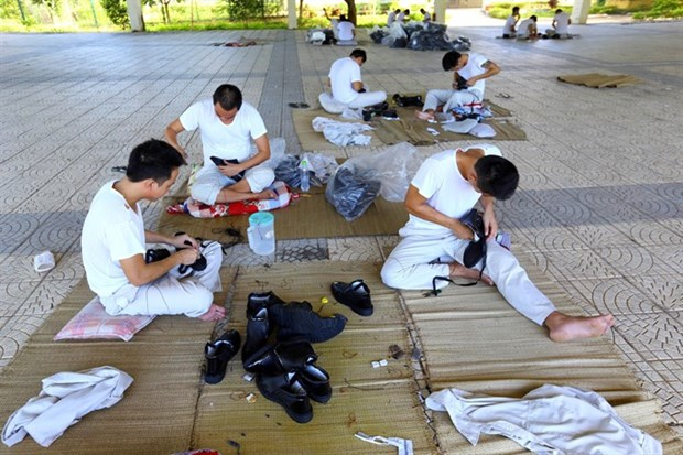 Drug addiction drives youngsters to commit crimes hinh anh 1