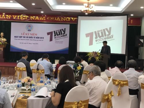 International Day of Cooperatives observed in Hanoi hinh anh 1