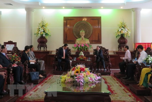 Can Tho, RoK agree to step up cooperation in various areas hinh anh 1