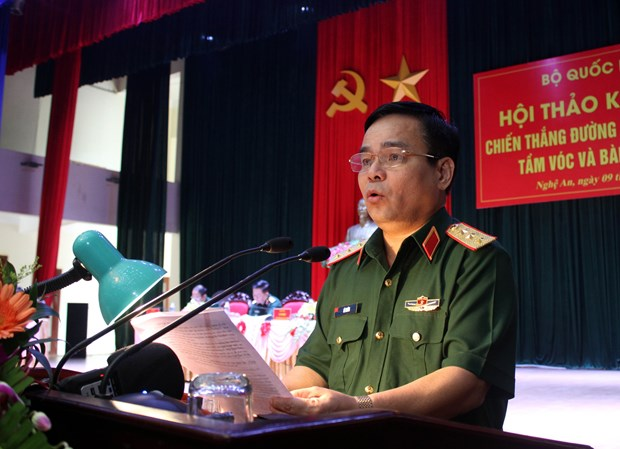 Workshop highlights historical significance of Khe Sanh victory hinh anh 1