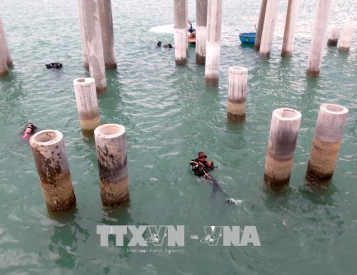 Dung Quat ancient shipwreck excavated hinh anh 1