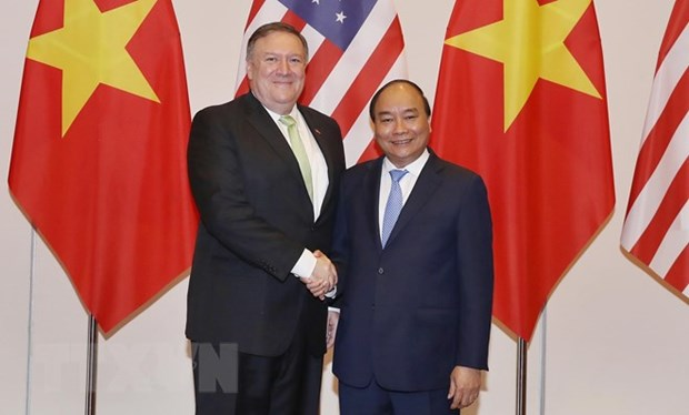 PM hopes for stronger Vietnam-US ties hinh anh 1