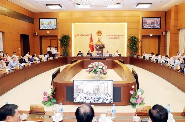 NA Standing Committee to convene 25th session on July 11 hinh anh 1