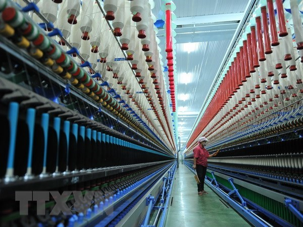 Domestic firms surpass FDI sector in export growth hinh anh 1