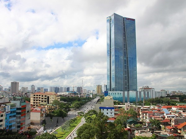Five-star hotel room rate rebounds in 2017: Survey hinh anh 1