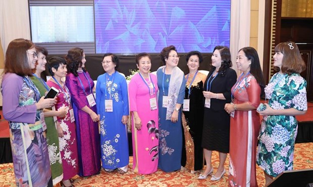 Vietnam strives for ambitious goal of female-led enterprises hinh anh 1