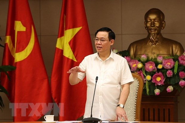 Deputy PM gives direction to prevent 'double' inflation hinh anh 1