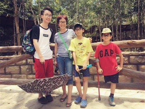 Family care encouraged for disadvantaged children hinh anh 2