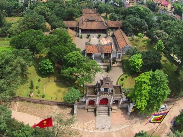 Co Loa Citadel still seriously encroached: experts hinh anh 1