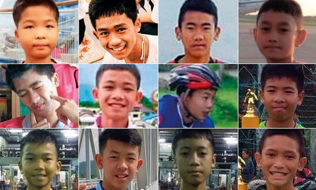 Thailand: All rescued soccer team members in good health hinh anh 1