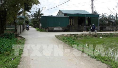 Over half of communes nationwide not meet criteria on natural area, population hinh anh 1