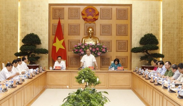 PM calls for spreading model of good people, good deeds hinh anh 1