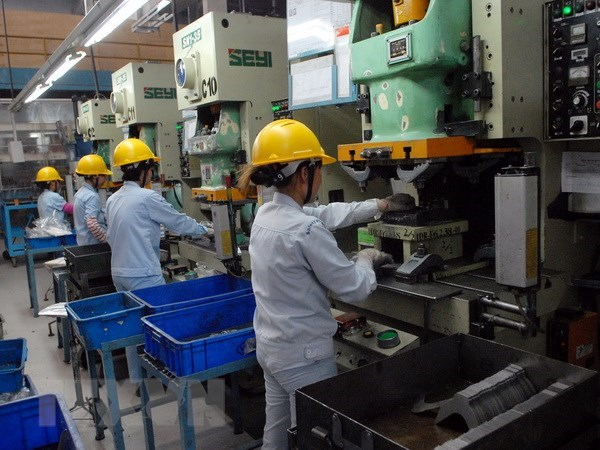 Japanese firms boost investment in precision mechanics hinh anh 1