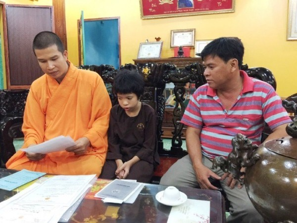 Family care encouraged for disadvantaged children hinh anh 4