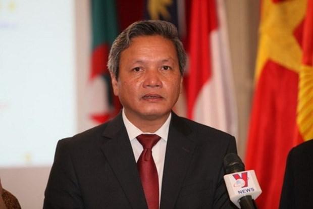 Algerian FM's visit to boost Vietnam-Algeria partnership: diplomat hinh anh 1