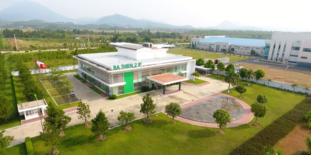 Work starts on metal component factory in Vinh Phuc hinh anh 1