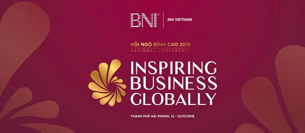 BNI Vietnam National Conference draws over 1,000 entrepreneurs hinh anh 1